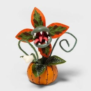 Other - Creepy Decorative Halloween Succulent monster nwt